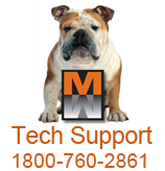 Need Tech Support? Call 1800-760-2861