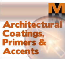 Architectural Coating Primers and Accents