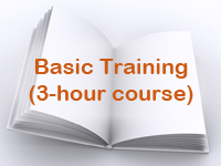 Basic Training (3-hour course)
