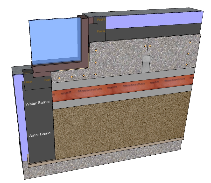 Cement Stucco Systems : Division systems master wall