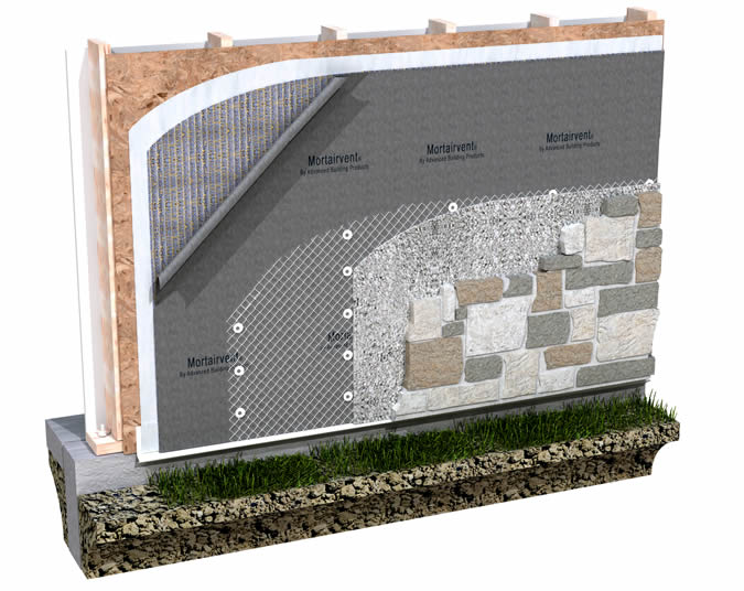 Master Wall Drainage Media